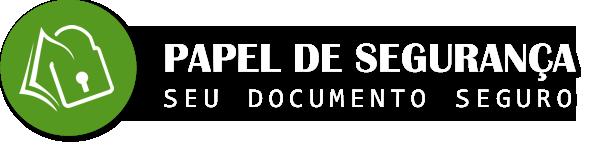 Logomarca Papel de Segurança